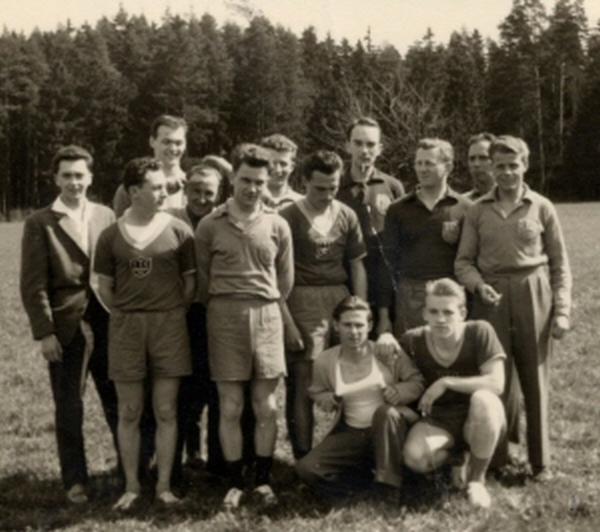 Stramme Jungs von damals 1959